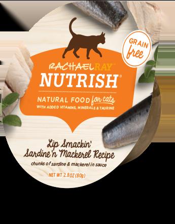 Lip Smackin' Sardine 'n Mackerel Recipe™ bag