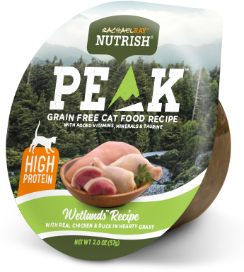 PEAK Wetlands™ Recipe With Real Chicken & Duck in Hearty Gravy