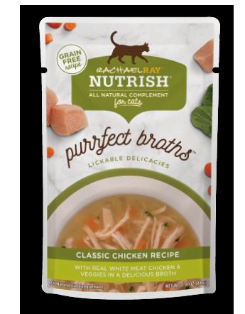 Classic Chicken Purrfect Broths
