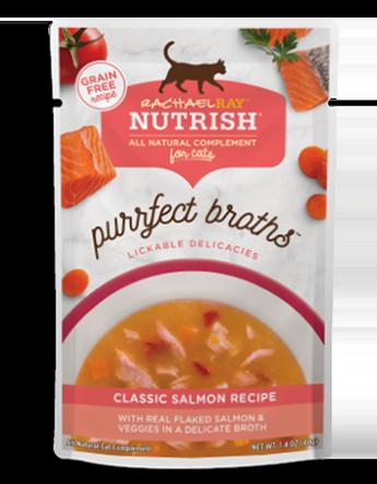 Classic Salmon Purrfect Broths  bag