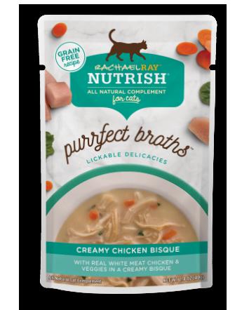 Creamy Chicken Bisque Purrfect Broths  bag