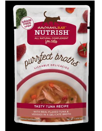 Tasty Tuna Purrfect Broths  bag