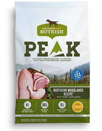 Northern Woodlands Recipe™ With Turkey, Duck & Quail
