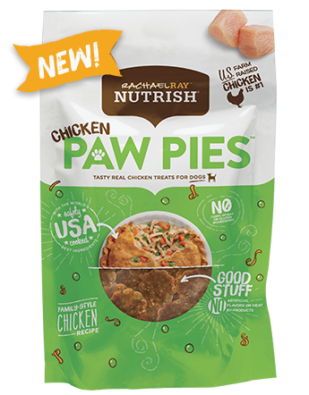 Chicken Paw Pies™ bag