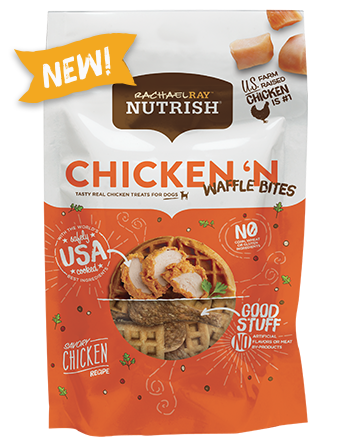 Chicken 'N Waffle Bites bag