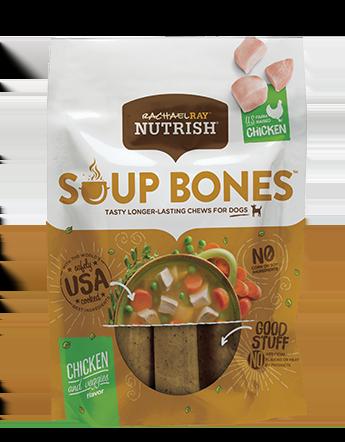 Soup Bones™ Real Chicken & Veggies Flavor