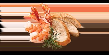 Real Chicken & Shrimp