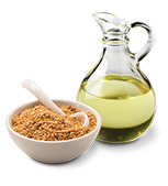 Poultry Fat & Whole Flaxseed
