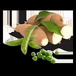 Peas & Tapioca