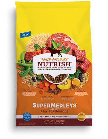 SuperMedleys™ Vitality Blend Superfoods & Beef Recipe  bag