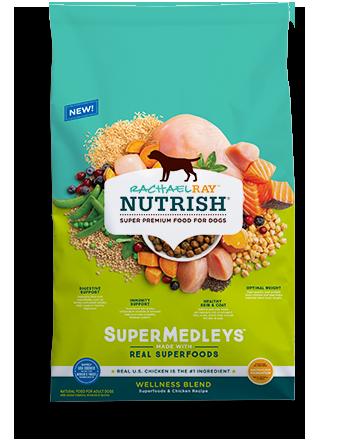 SuperMedleys™ Wellness Blend Superfoods & Chicken Recipe