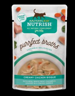 Creamy Chicken Bisque Purrfect Broths