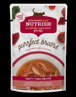 Tasty Tuna Purrfect Broths