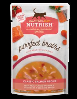 Classic Salmon Purrfect Broths