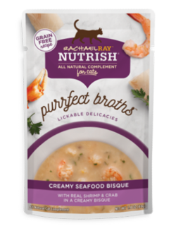 Creamy Seafood Bisque Purrfect Broths