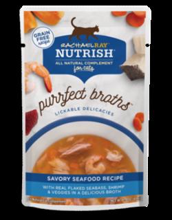 Savory Seafood Purrfect Broths