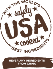 Safely cooked in the USA