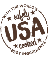 Safely Cooked in USA