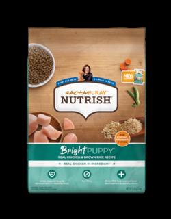 Bright Puppy®Real Chicken & Brown Rice Recipe
