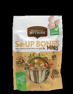 Soup Bones™ Minis Chicken & Veggies Dog Treats