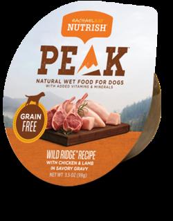 Wild Ridge Recipe® Dog Food With Chicken & Lamb in Savory Gravy