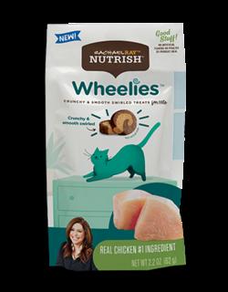 Wheelies® Crunchy Chicken Cat Treats