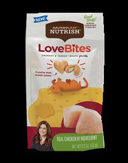 Love Bites Real Chicken Cat Treats